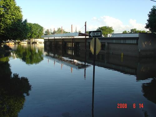 Water Damage From a Burst Pipe in Lakeland, Tennessee, 38002